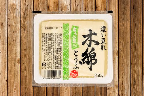 濃い豆乳木綿